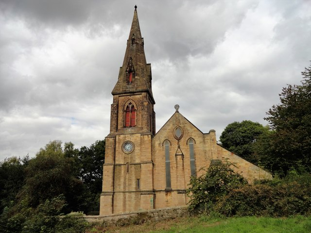 Church of St Cuthbert, Shotley Bridge