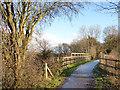 SJ6267 : Bridge over Dalefords Lane by Stephen Craven