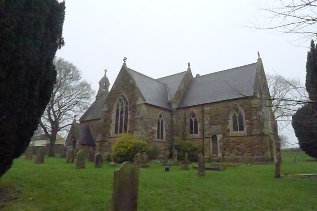 Church of St Mary and St Peter, Ludford