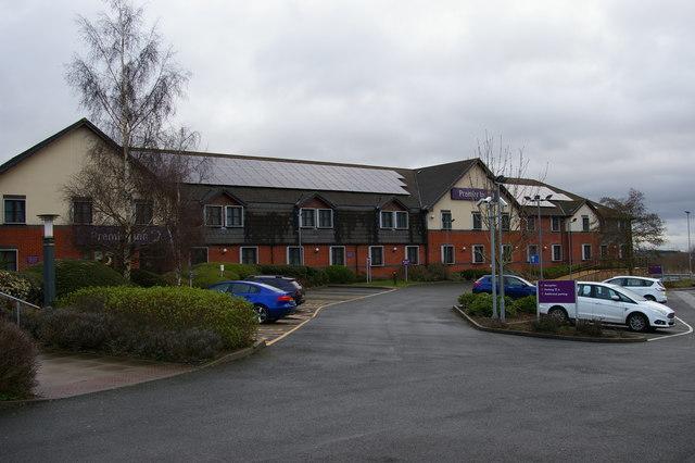 Premier Inn Hotel Manchester