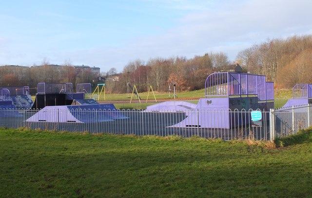 South Edinburgh Skate Park