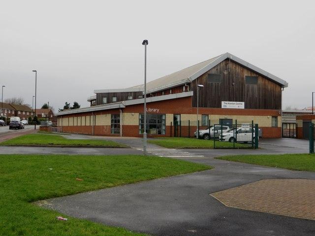 The Kenton Centre, Kenton