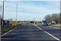 TL4193 : Roundabout on A141 by Robin Webster