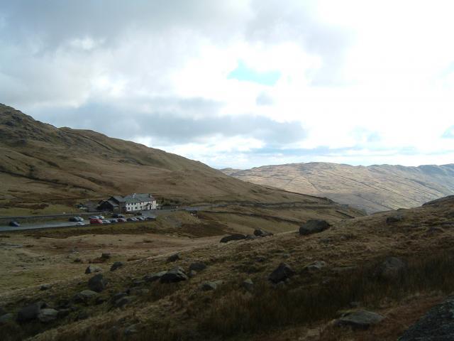 Top of the Kirkstone Pass