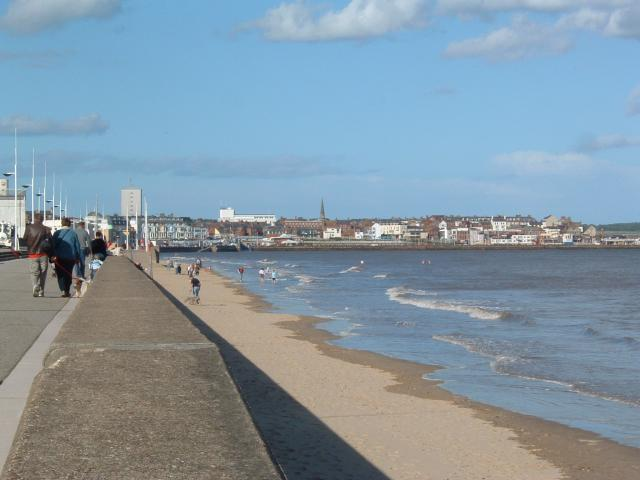 Bridlington, South Sands