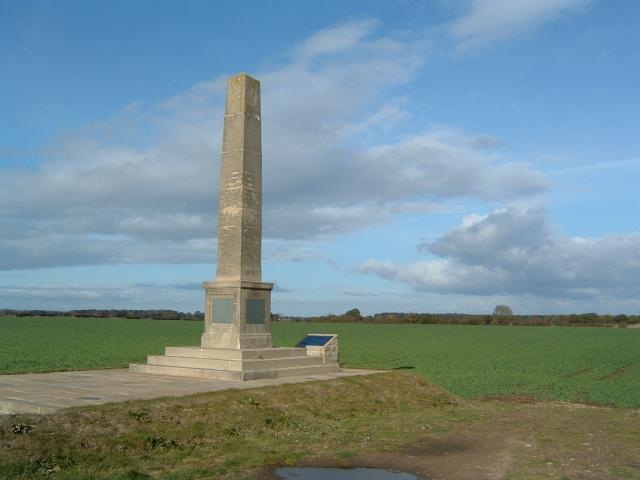Marston Moor Obelisk and Battlefield