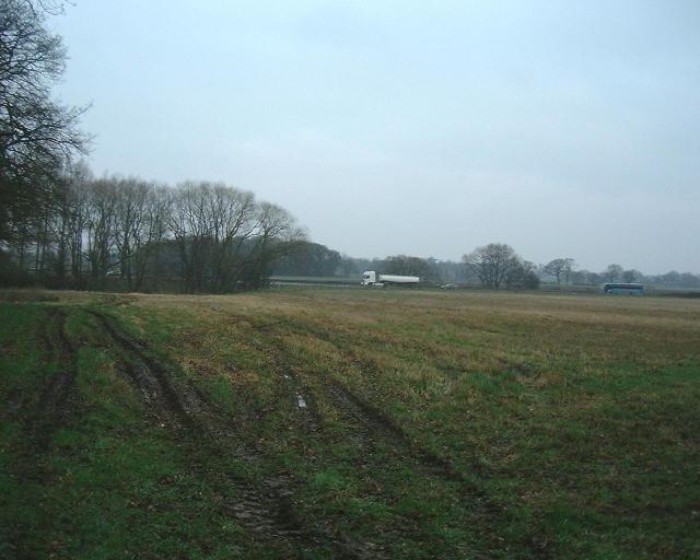 M6 across the fields