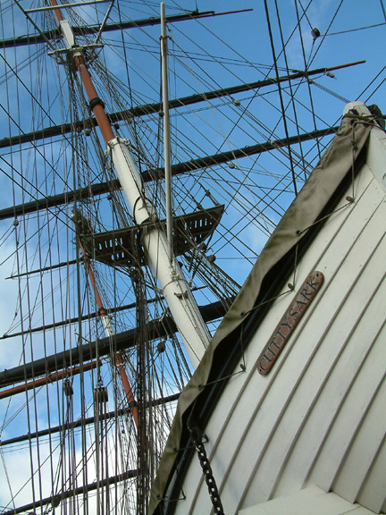 The Famous Cutty Sark