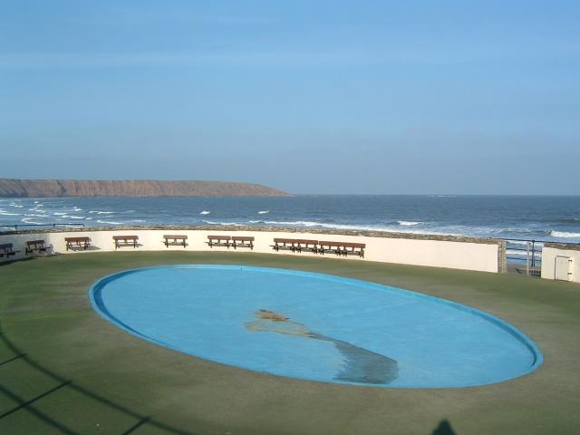 Filey Paddling pool