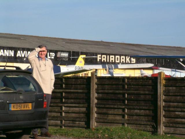 Fairoaks, Surrey