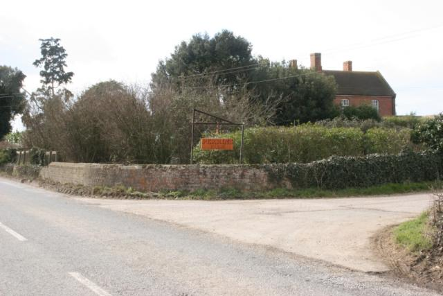 Perrins Farm, near Mortimer, Berks