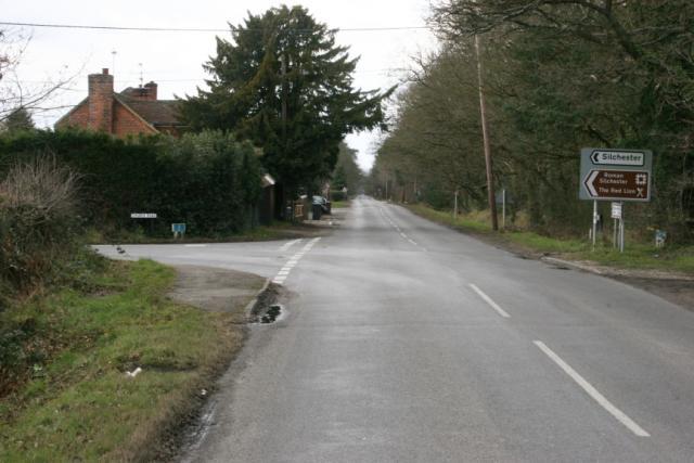 Mortimer West End, Berks