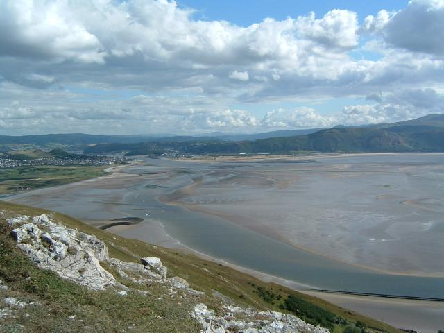 Conwy Bay from the Great Orme