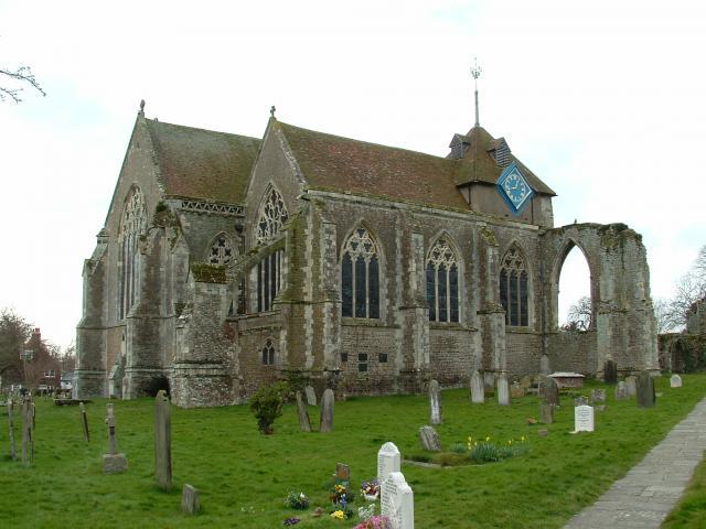 St. Thomas the Martyr Church. Winchelsea.