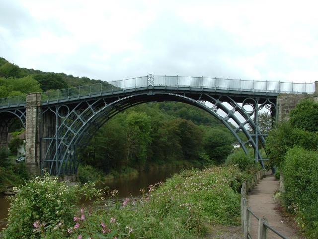 Ironbridge.