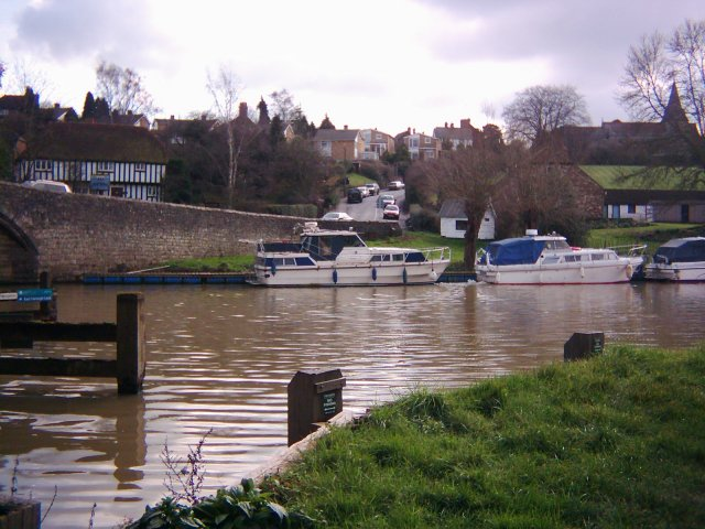 The River Medway at East Farleigh