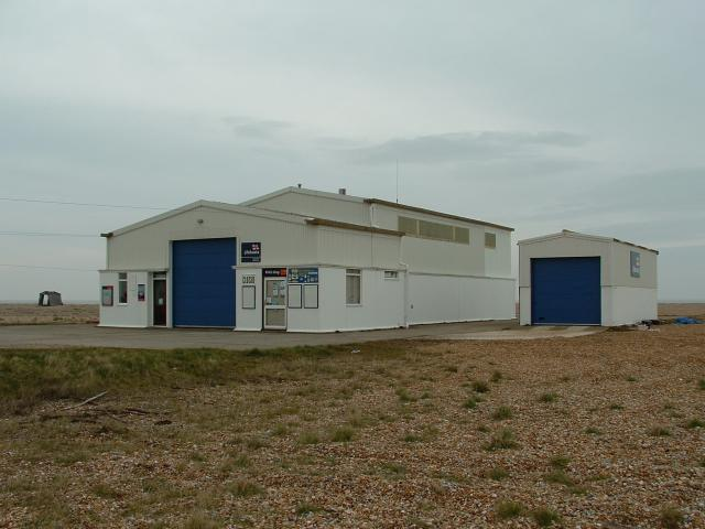 Dungeness RNLI Lifeboat Station
