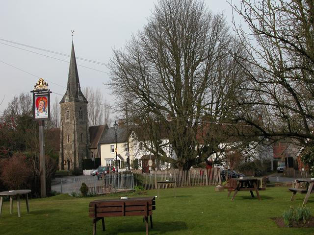 Sheet Village Green