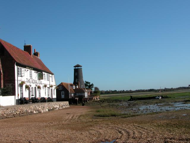 The Royal Oak & Langstone Mill