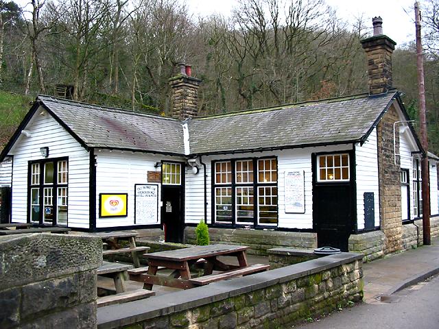Grindleford Cafe