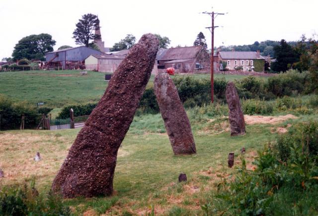 Harolds Stones, Trellech