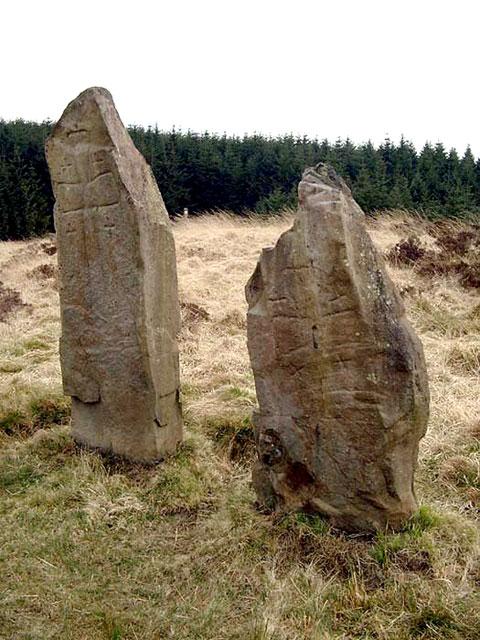 Laggangairn Standing Stones