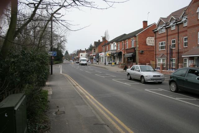 Crowthorne, Berks