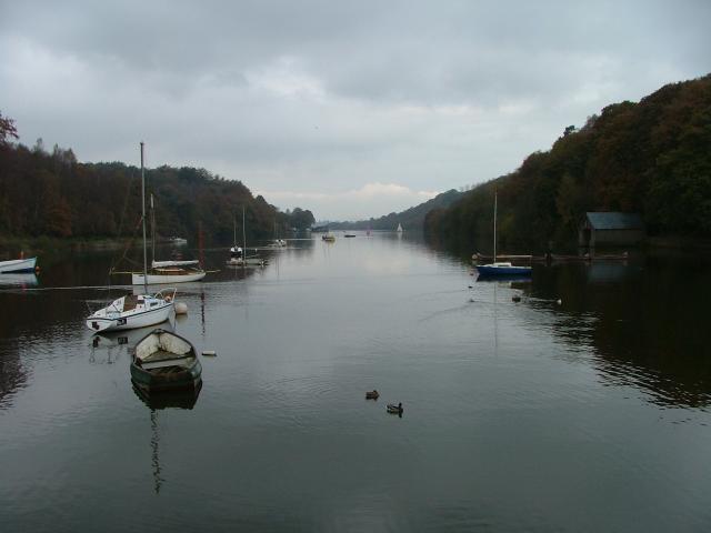 Rudyard Reservoir