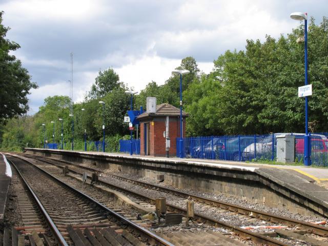Midgham Station : Woolhampton