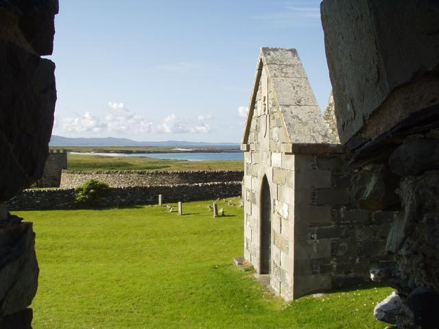 Oronsay Priory