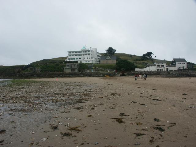 Pilchard Inn and Hotel on Burgh Island