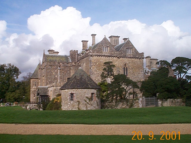 Palace House - Beaulieu