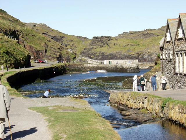 Boscastle Harbour