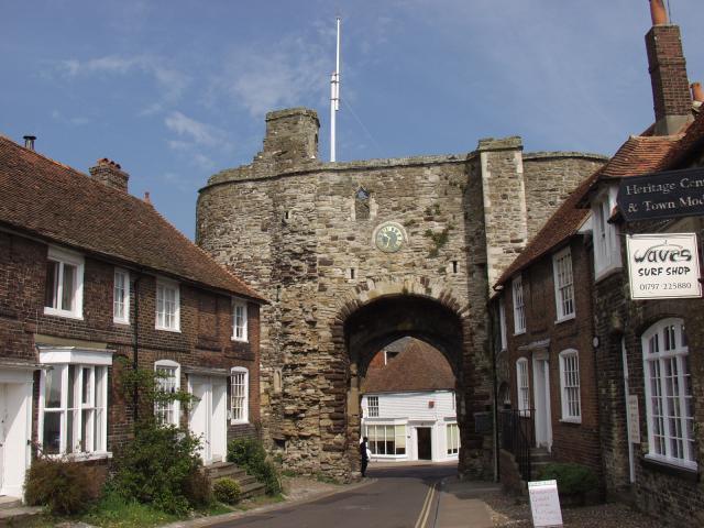 Rye Landgate