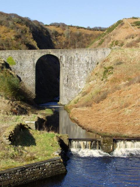 Old  Bridge at Lybster Harbour