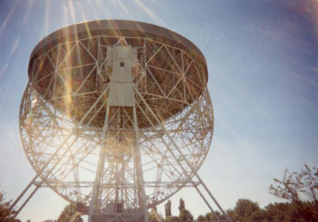 Jodrell Bank Radio Telescope