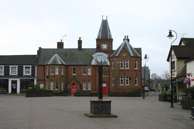 Brandon Town Square