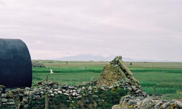 Baile Mor, North Uist