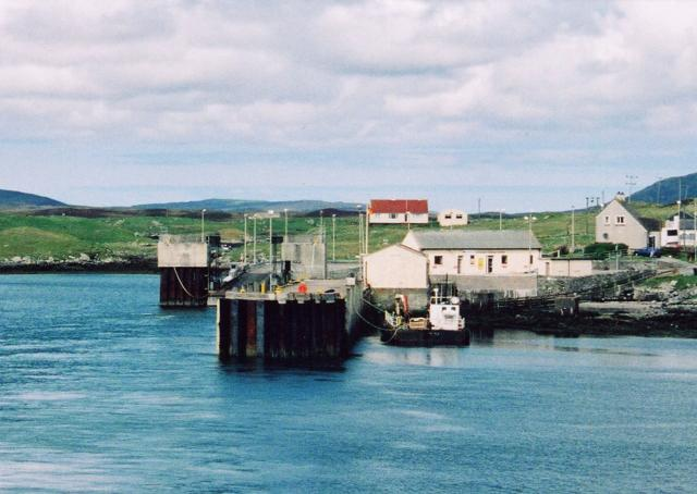 Lochmaddy, North Uist