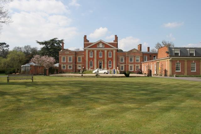 Warbrook House, Eversley