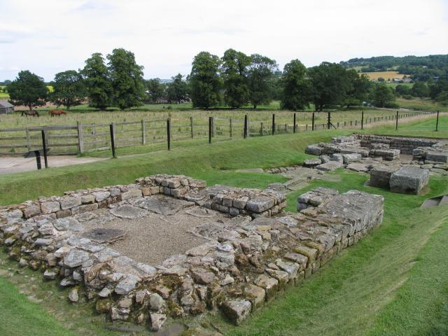 Chesters (Cilurnum) Roman Fort