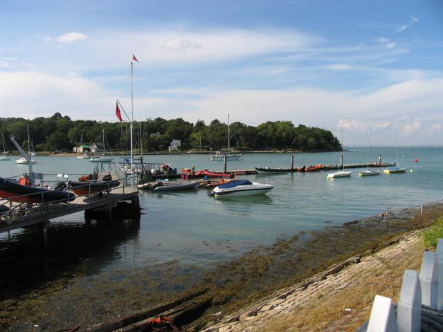 Fishbourne Harbour: Isle of Wight