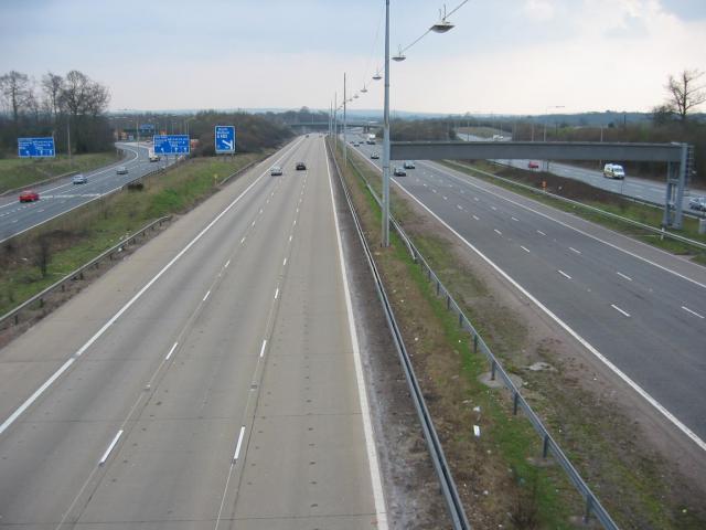 M1/M25 Junction