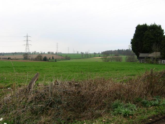 Farmland, farmland...