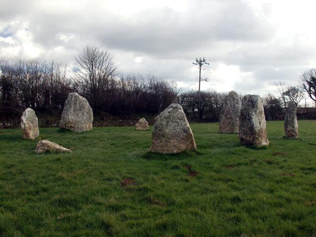Duloe Stone Circle