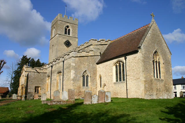 Lavendon Church