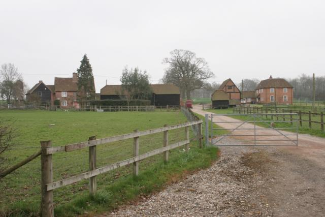 Swan's Farm, Winchfield