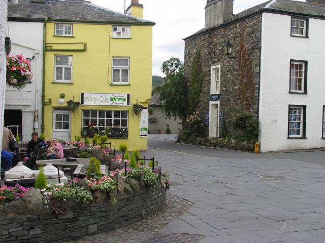 Hawkshead Village Centre: Cumbria