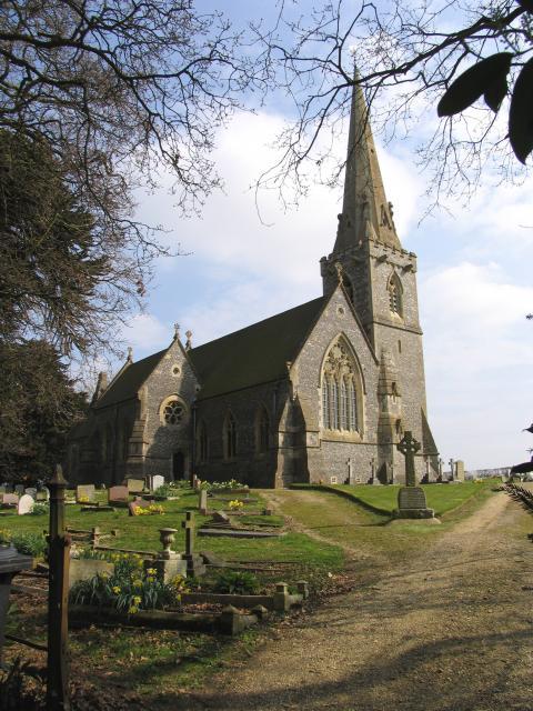 St Matthew's Parish Midgham