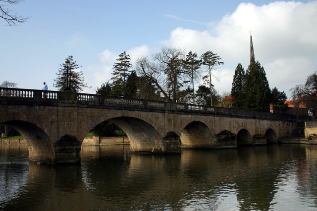 Wallingford Bridge North